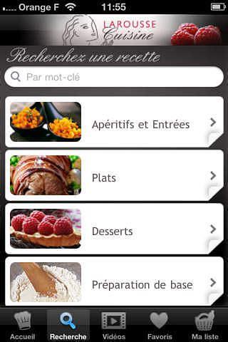 larousse cuisine télécharger larousse cuisine logicielmac com