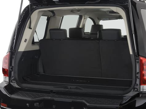 nissan armada le  nissan full size suv review