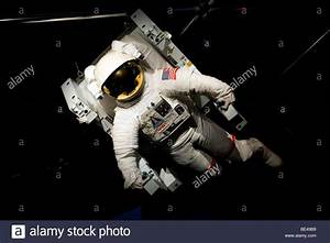 An astronaut wearing a space suit Stock Photo, Royalty ...