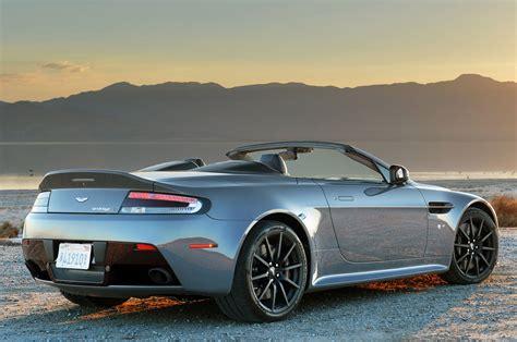 2015 Aston Martin V12 Vantage S Roadster Review
