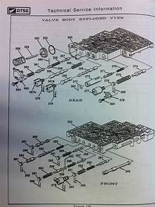 94 4l60e Valve Body Diagram - Ls1tech