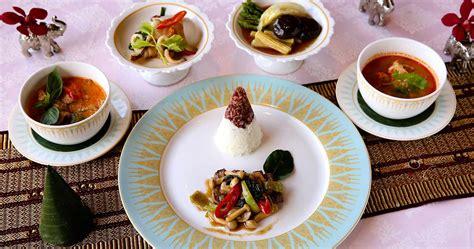 cuisine thailandaise traditionnelle meilleurs restaurants bars et salons lounge mandarin