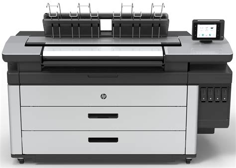 hp introduces pagewide technology  large format