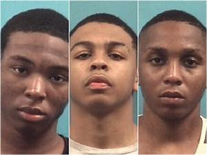 5th Armed Robbery Suspect Arrested