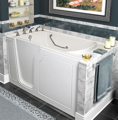 walk  tubs dignity    whirlpool  air jetted