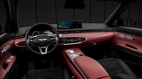 About the new 2021 bugatti centodieci. Genesis GV70 2021 4K Interior Wallpaper   HD Car ...
