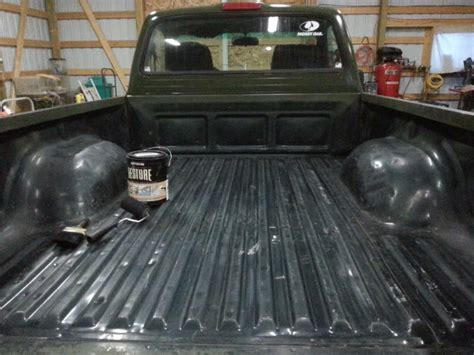 deck restorer  bedliner tested tacoma world