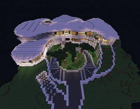 iron man house tonystark minecraft map