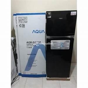 Harga Kulkas Aqua Aqr D275r
