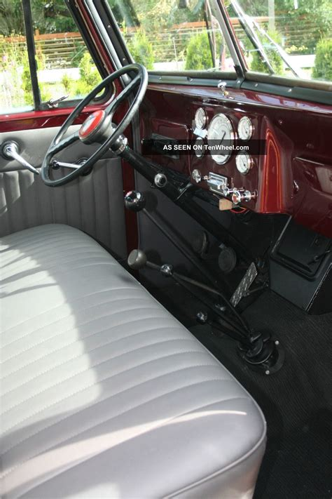 willys jeep truck interior 1000 images about willys truck interiors on pinterest