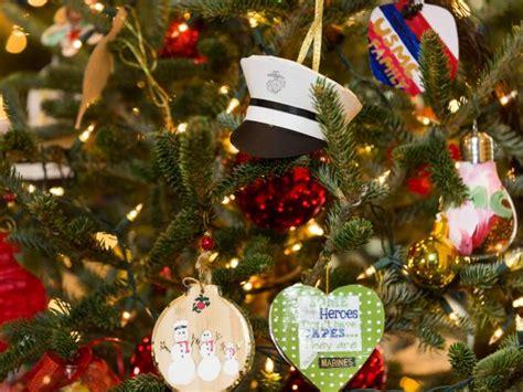 christmas tree decorating tips hgtv