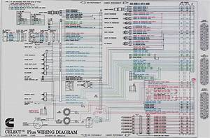 Cummins N14 Celect Plus Wiring Diagram