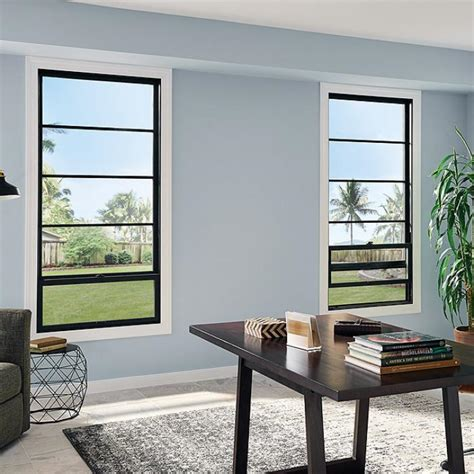 single hung windows vinyl fiberglass alumnium series milgard windows doors