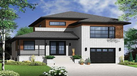 houses for narrow lots modern narrow lot house plans narrow lot modern house