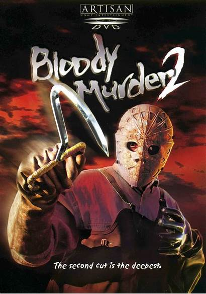 Bloody Murder Horror 2003 Movies Low Poster