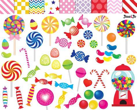 52 Candy Clipartcandy Clip Artprintablelollipop