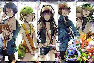 Pokemon: Next Generation Trainers | MaAnRe