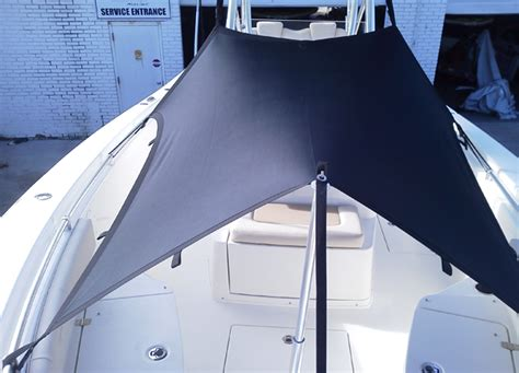 Boat Stern Shade Kit by T Top Boat Shade Kit