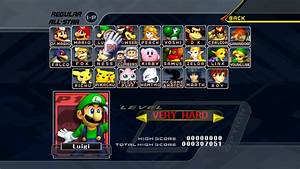 List Of Super Smash Bros Melee Characters Nintendo