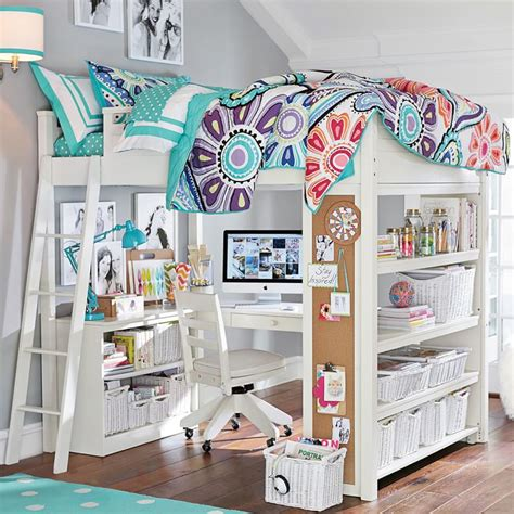 pottery barn loft bed with 10 best loft beds with designs decoholic
