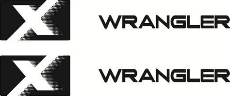 jeep wrangler rubicon logo stickers jeep wrangler rubicon unlimited calcomanias vinyl