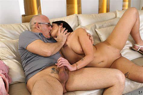Deepthroat Desire With Some Black Haired Beads Of Enjoyment