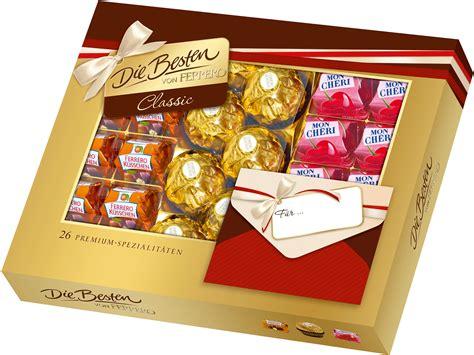 Ferrero Die Besten Classic Schokolade 269g