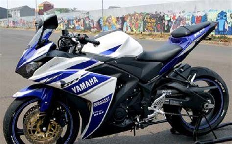 Yamaha R25 Modification by Februari 2015 Agusotomotif