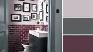 Couleur Pour Salle De Bain : salle de bains les couleurs tendance 2017 ~ Preciouscoupons.com Idées de Décoration