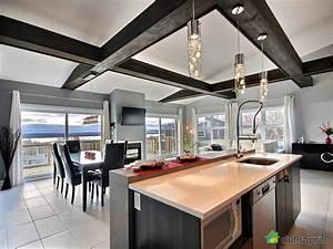 cuisine aire ouverte collection avec salon et cuisine aire With cuisine et salon aire ouverte