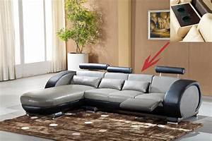 2015 recliner leather sofa set living room sofa set with for Sofa bed and recliner set