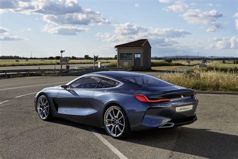 new 8 series bmw the new bmw concept 8 series automotive rhythms