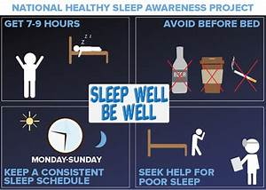 Sleep well be well national campaign makes healthy sleep for Is it healthy to sleep on the floor