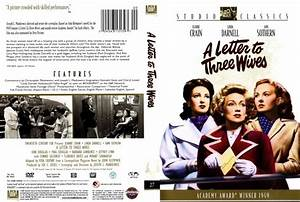 A letter to three wives movie dvd scanned covers a for Letter to three wives dvd