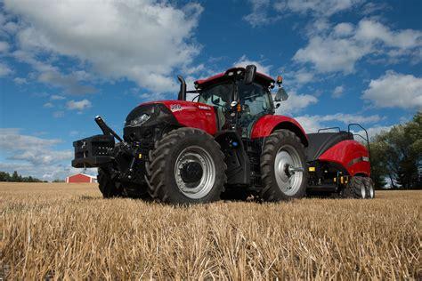 Row Crop & Hay & Forage Tractors
