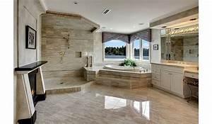 le design salle de bain 100 salles de bain modernes With salle de bain design avec fausses cheminées décoratives