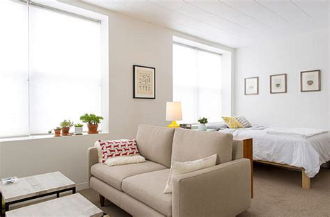 furniture studio apartment studio apartments that make the most of their space