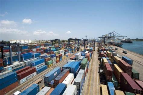 tanzania terminal  africa ports