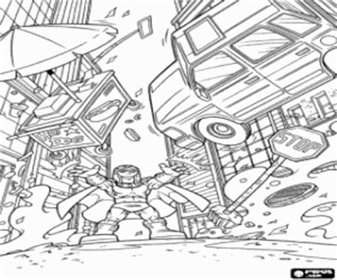 super hero squad coloring pages printable games