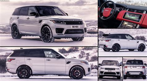 2020 Land Rover Sport by Land Rover Range Rover Sport Hst 2020 Pictures