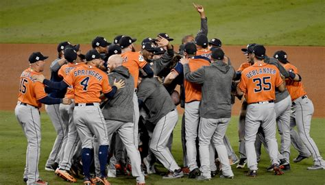 Houston Astros beat Los Angeles Dodgers in game seven to ...