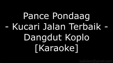 Download Pance Kucoba Bertahan Versi Dangdut Koplo Mp3 Mp4