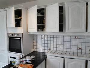 Peinture Libéron Pour Meuble : redonner une seconde jeunesse une vieille cuisine en ~ Dailycaller-alerts.com Idées de Décoration
