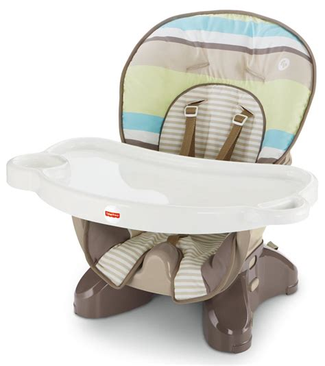 siege fisher price amazon com fisher price spacesaver high chair stripes
