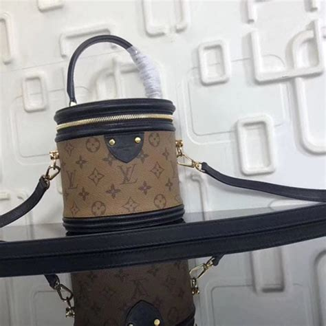 louis vuitton monogram reverse canvas cannes