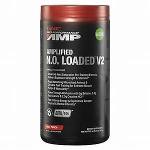 Gnc Pro Performance Amp Amplified No Loaded V2 Fruit Punch 111 Lbs    Want Additional Info