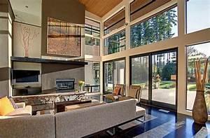 Wie Finanziert Man Ein Haus : wie richtet man ein haus mit hohen decken ein ~ Markanthonyermac.com Haus und Dekorationen