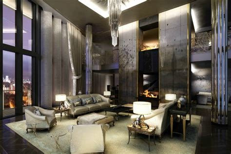 5 Posh Apartment Interiors : Top 5 Most Expensive Penthouses