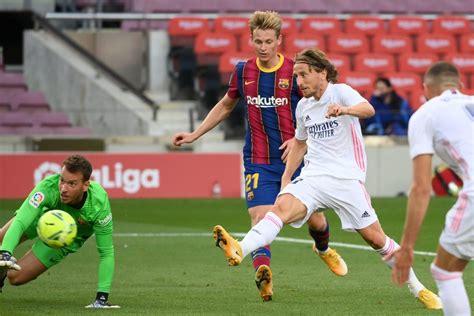 El Clásico: Real Madrid beat Barcelona 3-1 at Camp Nou ...