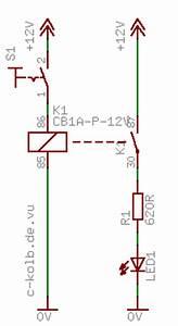 Led Vorwiederstand Berechnen : relais monostabil c kolb ~ Themetempest.com Abrechnung
